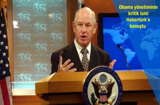 Philip Crowley ABD Suriye