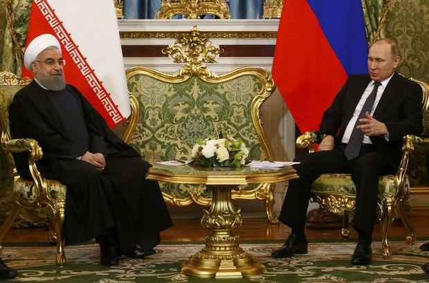 Rusya ve İran'dan ortak açıklama: Her türlü saldırıya karşılık vereceğiz