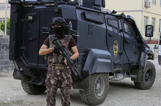 Muş'ta terör örgütü PKK'ya operasyon: 13 gözaltı