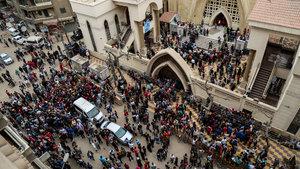 Mısır'da art arda patlamalar! Ölü sayısı artıyor