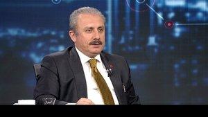 Mustafa Şentop: İdam 16 Nisan'dan sonra gündeme gelir