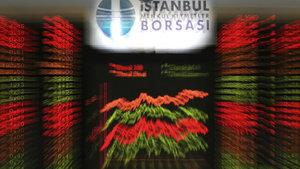 Borsa yabancı raporu ile zirveye yaklaştı