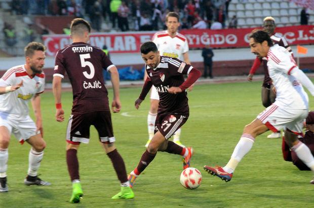 Elazığspor - Sivasspor