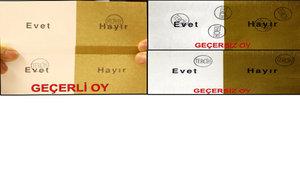 Referandumda doğru oy kullanma işlemi nasıl yapılır? YSK açıkladı!