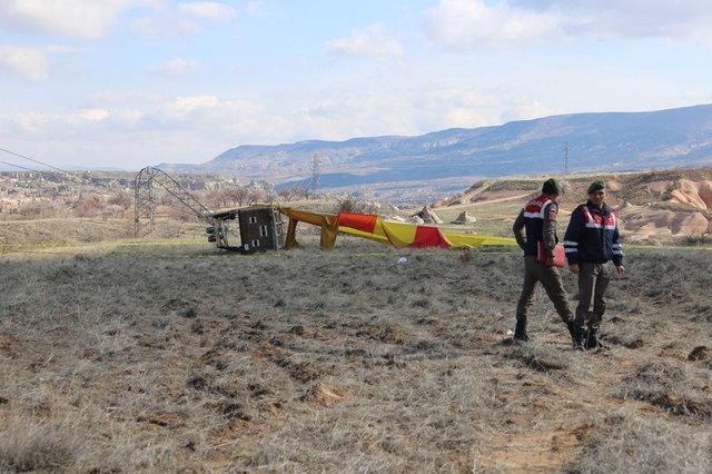 Kapadokya'daki balonu bu kavga mı düşürdü?