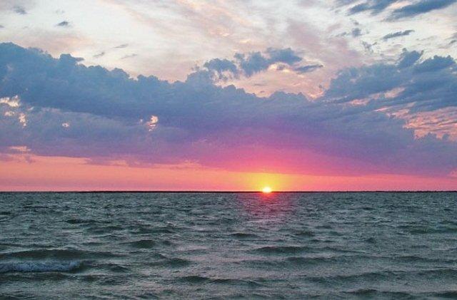 Aral Gölü adım adım yok oldu, Slims Nehri kurudu