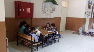 Sevindik İlkokulu yardım bekliyor