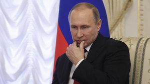 Putin: ABD'nin Şam'a saldırı hazırlığında olduğunu duydum