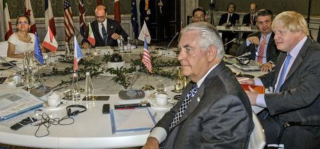 İtalya'daki G7 toplantısı sonrasında yayınlanan ortak bildiri!