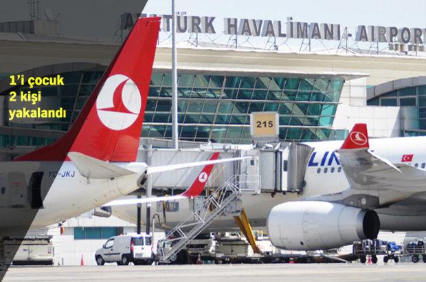 Havalimanında akıllara durgunluk veren hırsızlık