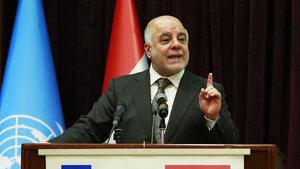 Irak Başbakanı İbadi'den 'Irak'ta ABD üssü' iddialarına yanıt