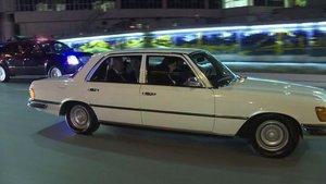 Başbakan Binali Yıldırım, etkinliğe klasik otomobille gitti
