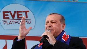 Erdoğan: 16 Nisan onların kabusu, milletin bayramı olacak
