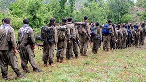 'Şengal'de yaklaşık 500 Ezidi, PKK saflarını bırakıp Peşmerge'ye katıldı'