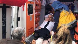 Eski belediye başkanı Yunus Pehlivan'a silahlı saldırı