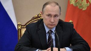 Vladimir Putin, Rex Tillerson ile görüştü
