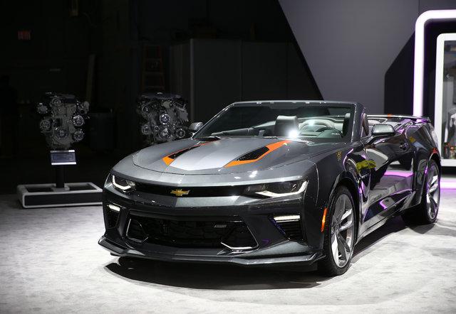 2017 New York Otomobil Fuarı (Autoshow) kapılarını açtı