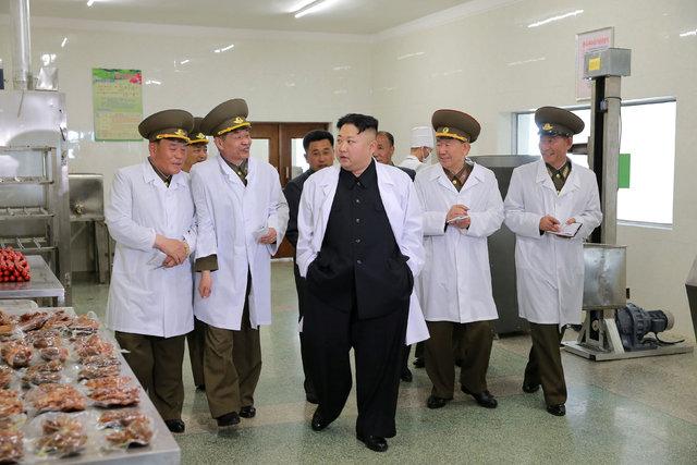 Dünyayı 'nükleer savaş' korkusu sarmışken Kim Jong-un...
