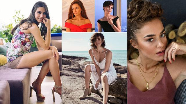 Türkiyenin En Güzel 100 Kadını Türkiyenin En Güzel Kadınları