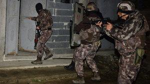 PKK ve DEAŞ'a operasyon