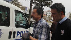 Sevgilisinin kızını istismar ettiği iddia edilen öğretmen tutuklandı