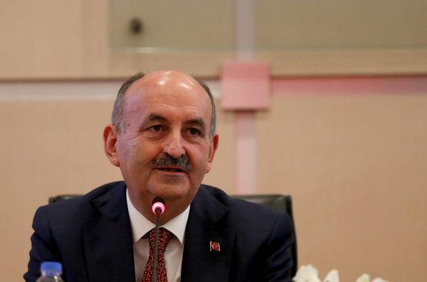 Mehmet Müezzinoğlu'ndan kıdem tazminatı açıklaması