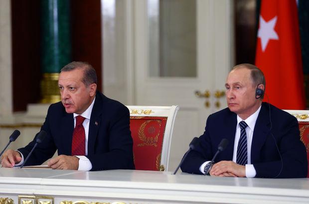 Erdoğan ile Putin'den kritik görüşme! Anlaştılar...
