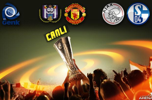 UEFA Avrupa Ligi çeyrek final maçları   CANLI YAYIN