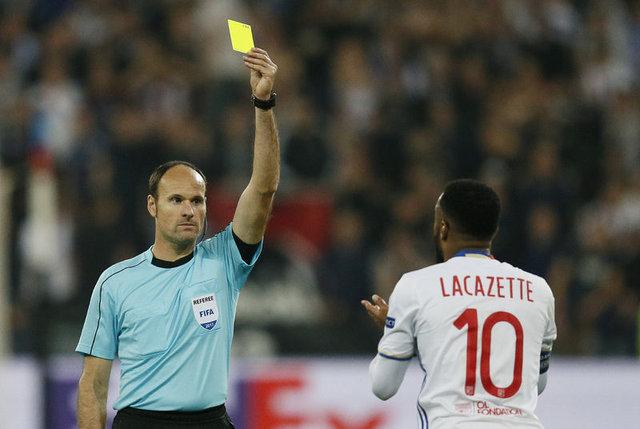 Lyon-Beşiktaş maçı hakem yorumu