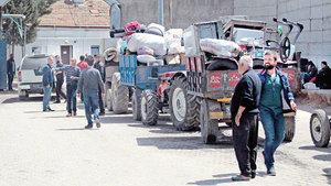 'Fırat Kalkanı'yla 5 ayda 30 bin Suriyeli evine döndü