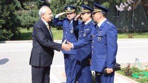SON DAKİKA! Kılıçdaroğlu'nun askeri törenle karşılanmasına inceleme