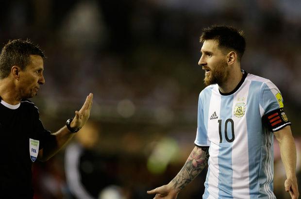 Messi, FIFA'ya ifade verecek!