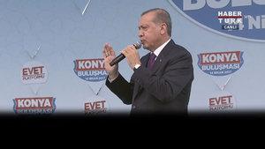 Cumhurbaşkanı Erdoğan: Eyaletmiş, federasyonmuş, gündemimizde olmadı, olmayacak