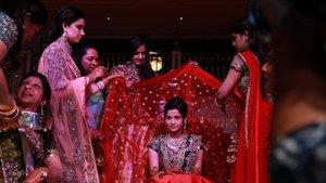 Hintliler evlenmek için Türkiye'yi tercih ediyor