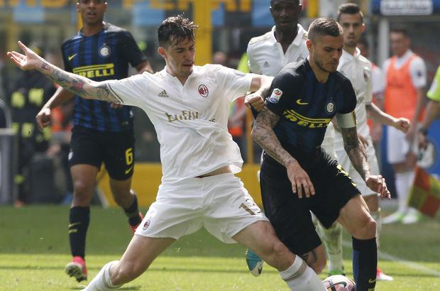 Inter: 2 - Milan: 2 (MAÇ SONUCU)