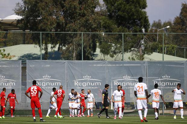 Antalyaspor: 1 - Aytemiz Alanyaspor: 3 | MAÇ SONUCU