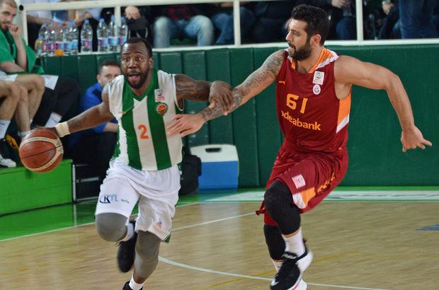 Yeşilgiresun Belediyespor: 86 - Galatasaray Odeabank: 89 | MAÇ SONUCU