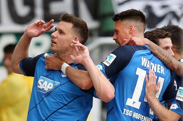 Hoffenheim: 5 - Borussia Mönchengladbach: 3 | MAÇ SONUCU