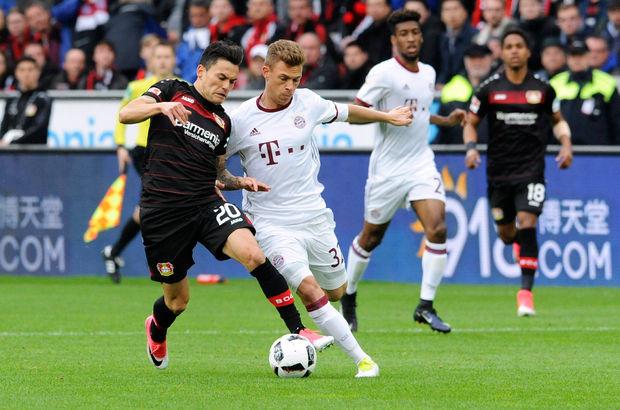 Bayer Leverkusen: 0 - Bayern Münih: 0 | MAÇ SONUCU