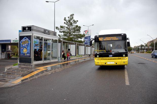 Diyarbakır ve Şırnak'ta referandum günü toplu ulaşıma ücretsiz
