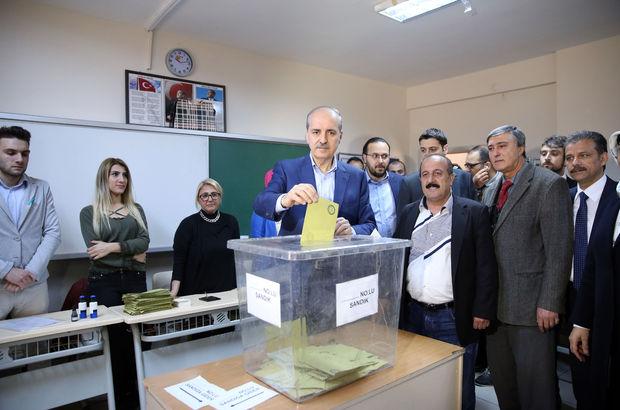Kurtulmuş: Yarın sabahtan itibaren Türkiye, yeni bir Türkiye olacak