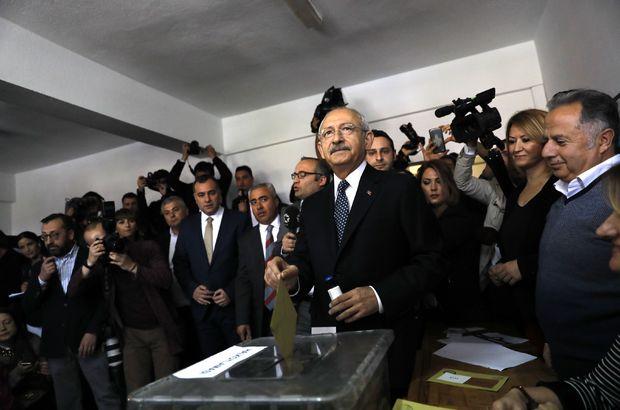 Kılıçdaroğlu: Çok mutluyum inşallah 'hayır'lı bir sonuç çıkar