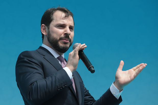 Berat Albayrak'tan referandum sonucu açıklaması