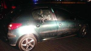 Konya'da otomobile ateş açıldı, 4 kişi yaralandı