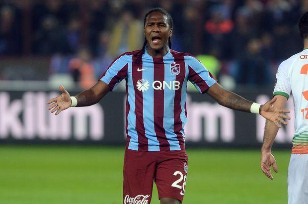 """Futbolu Trabzonspor'da bırakabilirim"""