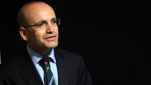 Başbakan Yardımcısı Şimşek: Avrupa'ya sattığımız malları satacağımız başka pazar yok