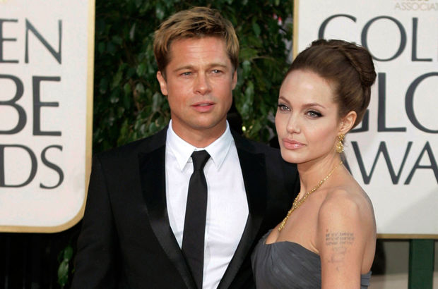 Brad Pitt ile Angelina Jolie arasında büyük gerginlik