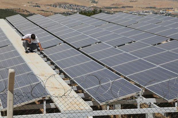 Güneş Enerji Santrali ile yılda yaklaşık 1.7 milyon kilovatsaat elektrik