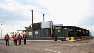 """Elazığ belediyesi """"çöp gazı""""nı elektriğe dönüştürüyor"""