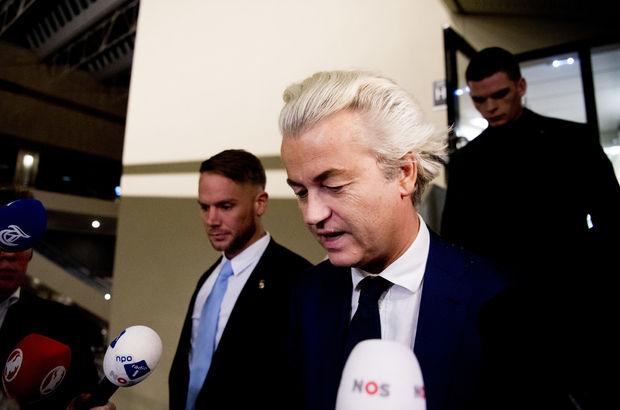 Irkçı Wilders'ten referandum tweeti: Türkiye'ye dönün!